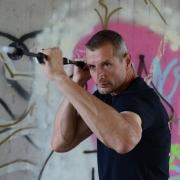 Marc Louia, Gewaltpräventionstrainer